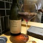 焼鳥 市松 - ワイングラス