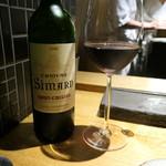 焼鳥 市松 - ワイン