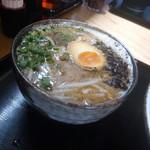 麺屋 八戒 - つけ汁