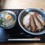 麺屋 八戒 - ちゃーしゅーつけ麺
