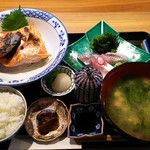 出汁さんろくぼう - 焼き魚定食