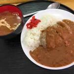Ranchihausu - ハンバーグカレー