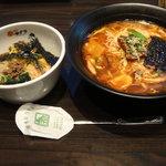 9133204 - ビビンバ&麺ランチ