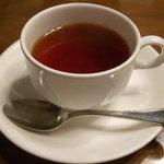 レストラン カミーノ - 食後の紅茶