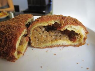 バックシュトゥーベ ツオップ - カレーパン、美味し!