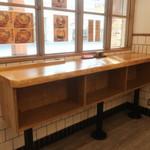 ナカジマ会館 - 立ち食いカウンター