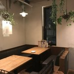 CAFE ARCA&CO. - 店内