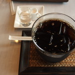 楊貴妃cafe Chinois - (2018年05月)オリジナルブレンド珈琲(ICE)