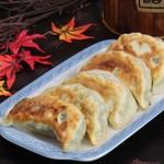 中国料理 青樺 - 焼き餃子