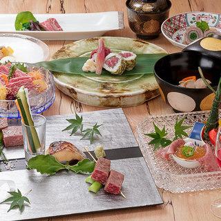 【コース】一日限定8組の贅沢な肉割烹スタイル