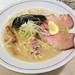ラーメン ノボリザカ - 濃厚鯛だしラーメン750円