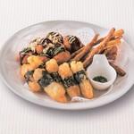 カラオケサウンドパーク - 料理写真:欲張りチョイスセット3