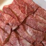 大剛   - 料理写真:良いお肉がお値打ちです(680円/100g)