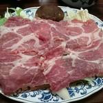 91342588 - 豚ロース肉が6枚