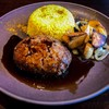 Campanio - 料理写真:黒毛和牛の炭火焼ハンバーグ