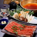 松阪肉すき焼き