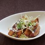 ど根性キッチン - 豚トロかば焼き丼