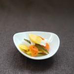 ど根性キッチン - 旬野菜のピクルス