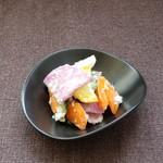 ど根性キッチン - 野菜の塩麴