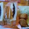 コメダ珈琲店 - 料理写真:昼コメプレート。