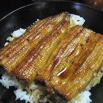 うなぎ割烹 きょう豊 - 鰻丼