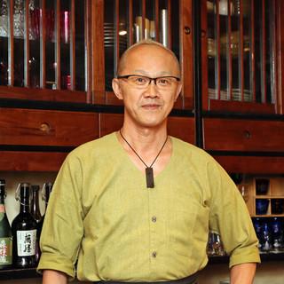 野村伸治氏(ノムラシンジ)─独自の流儀を貫く、いなせな職人