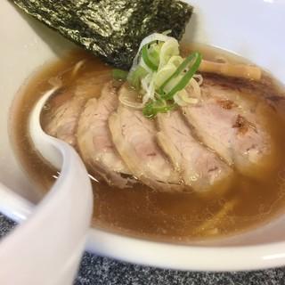 鬼そば - 料理写真: