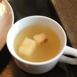 カントリースノゥ - スープ