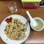ふるさと - 料理写真:高菜ライス@480