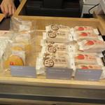 台湾ティー専門店 ゴンチャ - ケーキ類 販売状況