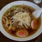 レストラン 大師 - 料理写真:ラーメン 550円