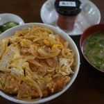 レストラン 大師 - カツ丼 850円