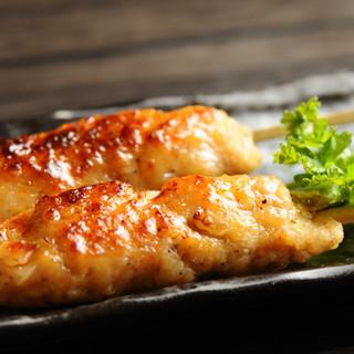 お肉の旨みがやみつきになる最高の串焼きをお手軽価格で☆