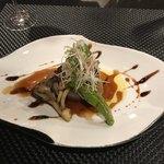 KATANA - フォアグラと煮大根のソテー