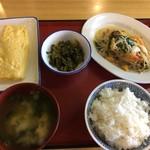 台所 - 料理写真:セレクトした定食
