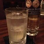 ウォータークラブ - ジントニック ジンは日本のジン、和美人