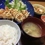 四季菜 - 料理写真:チキン南蛮定食
