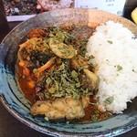 カレーノトリコ - チキン野菜20辛