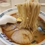 91365426 - 桂花拉麺の麺リフト