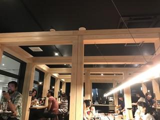 サッポロ生ビール黒ラベル THE PERFECT BEER GARDEN 2018 TOKYO