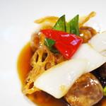 chuukadainingusaien - 酢豚ランチ