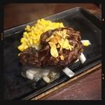 いきなり!ステーキ - 料理写真:ヒレステーキ200g