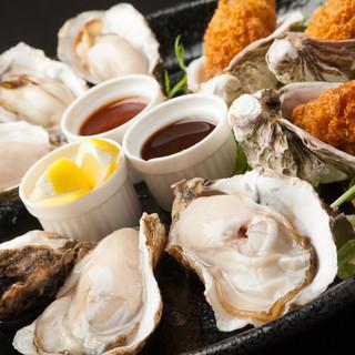 ★「生牡蠣」食べ放題!120分2,980円★