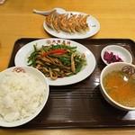 大阪王将 - 料理写真:旨いです