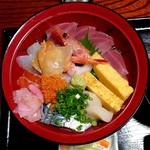 石水 - 海鮮丼