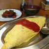 ポんタDINING - 料理写真:オムライス