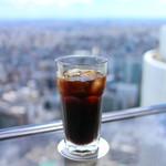 カフェ ド シエル - アイスコーヒー☆