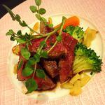 焼肉や 大善 - ローストビーフ