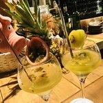 うらきん - フルーツスパークリング   パッションフルーツとキウイ