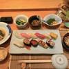 天狗寿司 - 料理写真:特上寿司コース